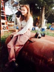 Риз Уизерспун поделилась своим юношеским фото