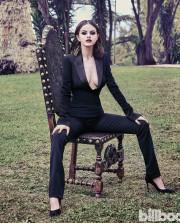 Селена Гомес в журнале Billboard