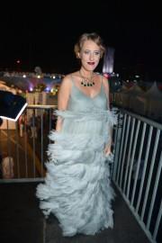 Беременная Ксения Собчак на открытии фестиваля «Новая волна»