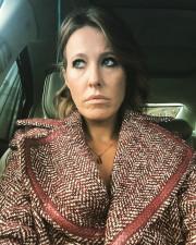 Ксения Собчак в очередной раз увеличила губы