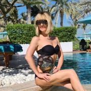 52-летняя Валерия выложила откровенное фото в купальнике