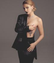 Таисия Вилкова снялась с голой грудью