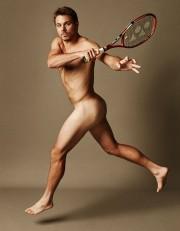 Швейцарский теннисист Станислас Вавринка снялся голым для журнала ESPN The Body Issue
