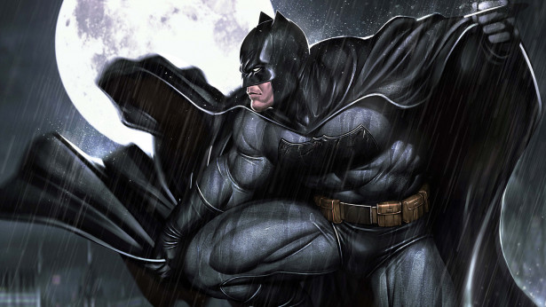 6 место. Бэтмен