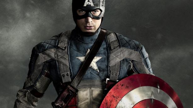 4 место. Капитан Америка
