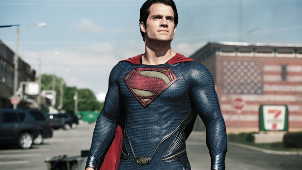 9 место. Супермен