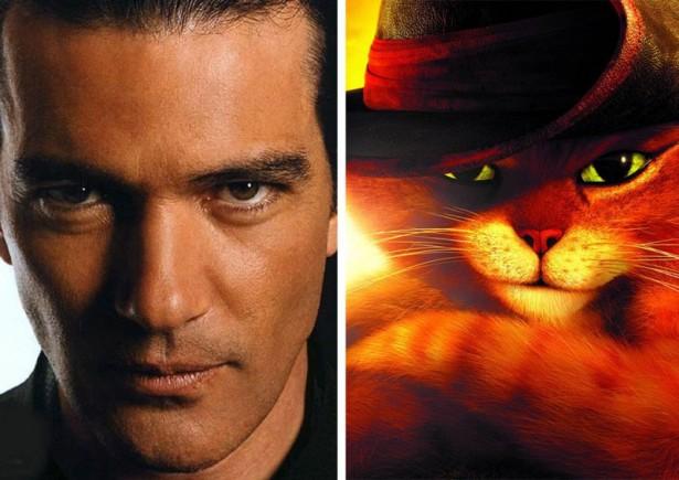 Антонио Бандерас – Кот в сапогах