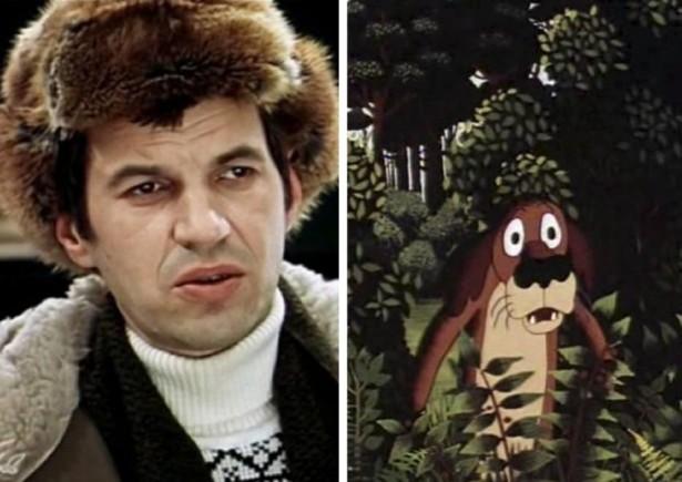 """Георгий Бурков – пес из """"Жил-был пёс"""""""