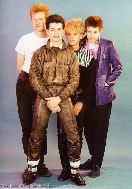 Depeche Mode. Начало