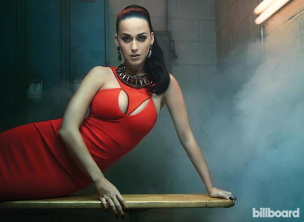 Кэти Перри в фотосессии журнала Billboard