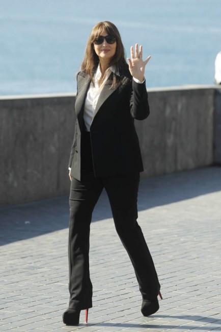 Как сейчас выглядит Моника Беллуччи (2017 год, актрисе 53)