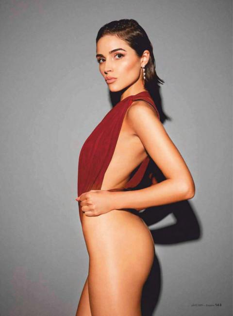 Оливия Калпо в мексиканском Esquire