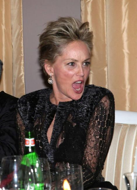 Как сейчас выглядит 59-летняя Шэрон Стоун