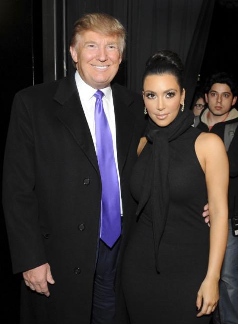 Дональд Трамп и Ким Кардашян обсудили проблемы судебной системы в США