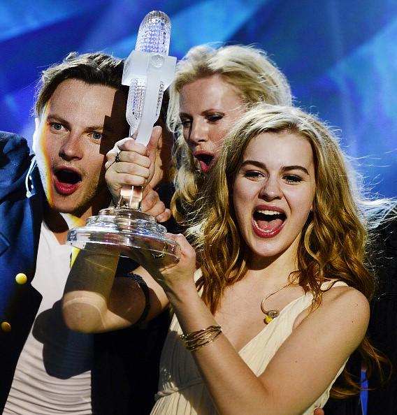 Эммили де Форест — победительница «Евровидения-2013»