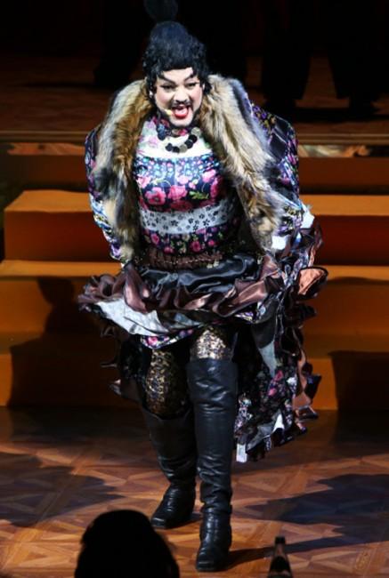 Филипп Киркоров выступил в женском платье
