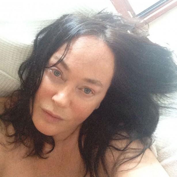 Лариса Гузеева поделилась личным фото без макияжа