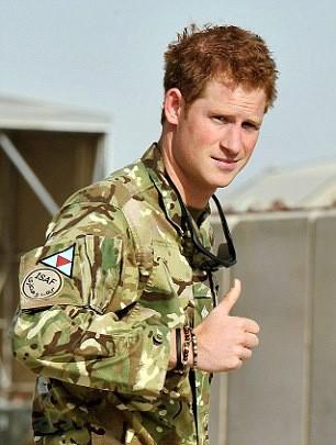 Принц Гарри вернулся на войну в Афганистан
