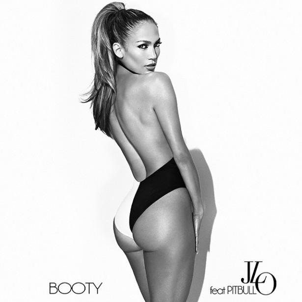 Дженнифер Лопес на обложке своего нового сингла