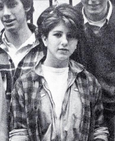 Дженнифер Энистон в юности