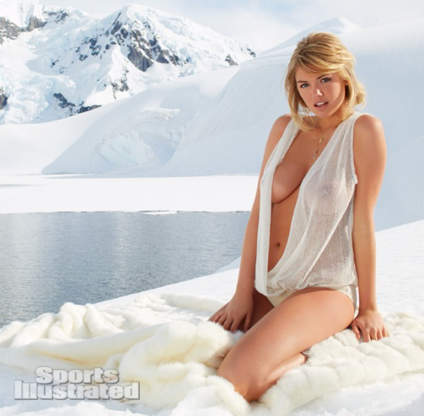 Кейт Аптон в журнале Sports Illustrated 2013