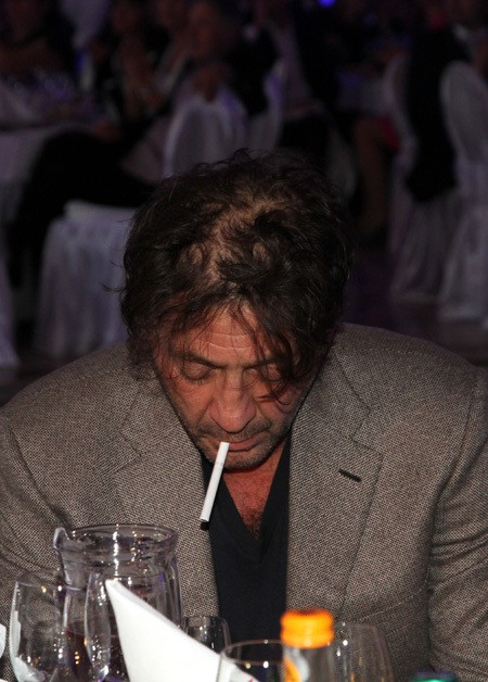 Пьяный Григорий Лепс