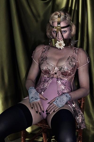 56-летняя Мадонна в журнале Interview