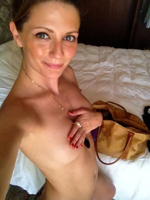 Интимные фото актрисы Миши Бартон слили в сеть
