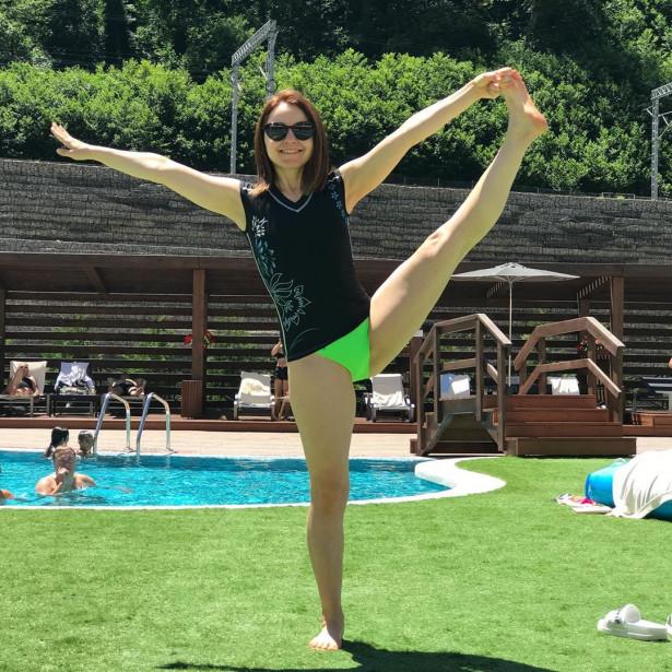 Актрисе Валентине Рубцовой уже 41, но она в отличной форме