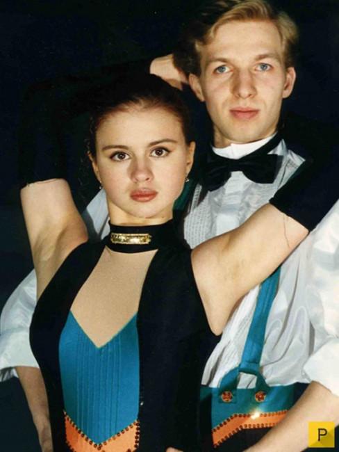 Ретрофото. Анна Семенович в молодости. Ни намека на знаменитую грудь