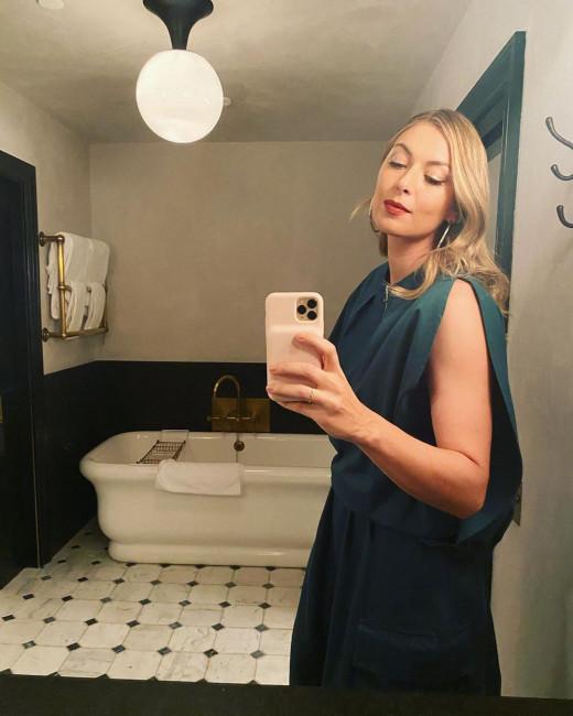 Мария Шарапова выложила фото из ванной