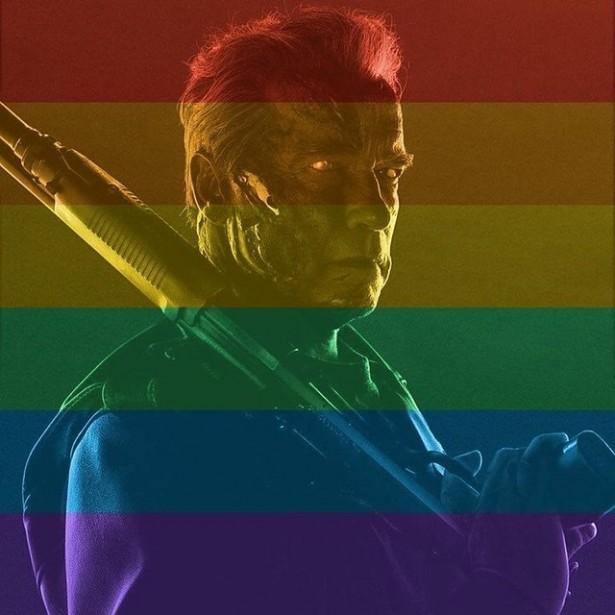 Арнольд Шварценеггер поддержал легализацию однополых браков в США