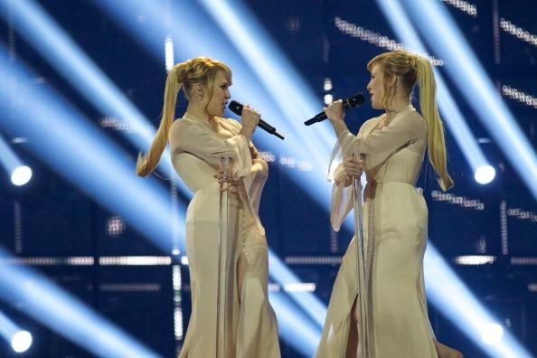 Сёстры Толмачёвы вышли в финал «Евровидения-2014»