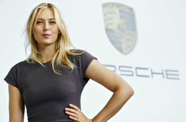 1. Мария Шарапова (теннис)