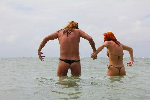 пьяная и голая жена фото