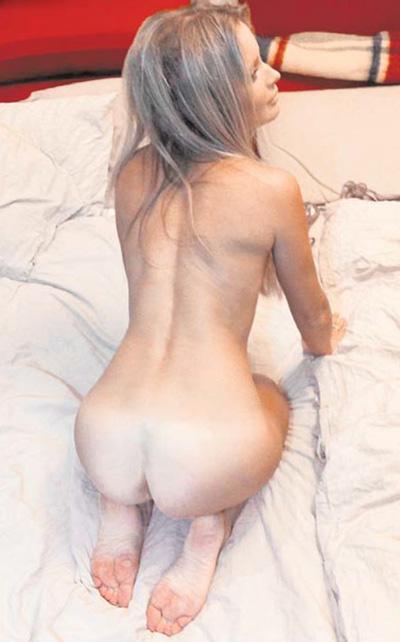 фото голой даной борисовой