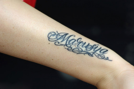 Имя ксения на разных языках для тату