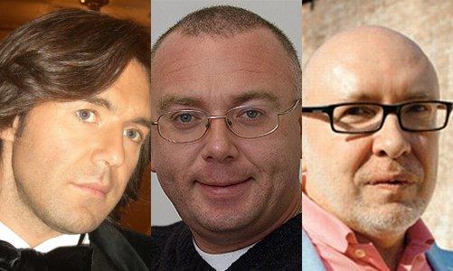 Гомосексуалисты известные в мире