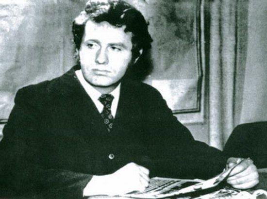 Владимир Жириновский в молодости